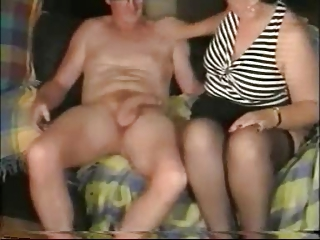Mature Plus âgés Bas Webcam