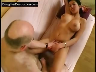 Amazing Daddy Natural Old and Young Teen
