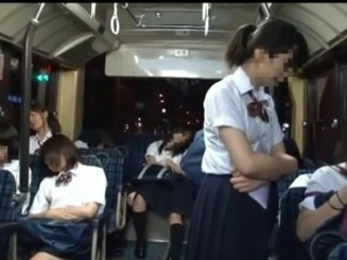 schoolgirl bus sex adventures CFNM (censored) p3