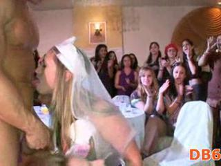 Blowjob Bride   Party