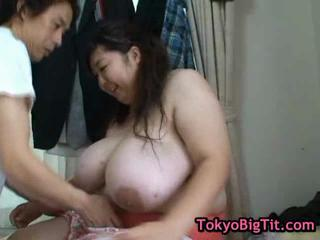 Asian  Big Tits Japanese  Natural