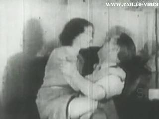 1929 vintage with hairy Kate pleasing Dick by sexy_amateurs