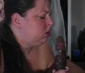 Deep Throating My Dick