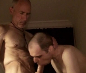 Hard fucked by Daddy