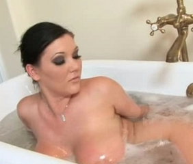 Bathroom Big Tits Daughter MILF