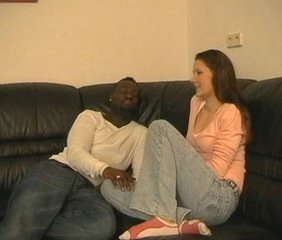 Amateur Cuckold Girlfriend Interracial