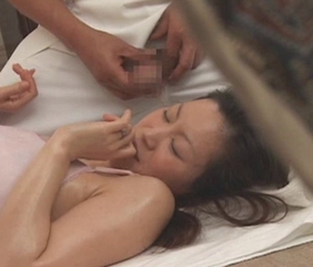 Asian HiddenCam Massage  Voyeur