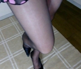 Japanese Crossdresser Pantyhose Movie Conomi02