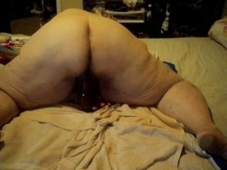 Amateur  Homemade Masturbating Mature Toy