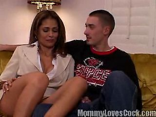 MF Mommy Loves Cock