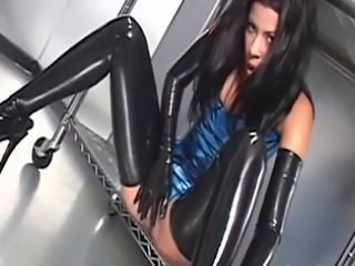 Amazing Fetish Latex  Pornstar