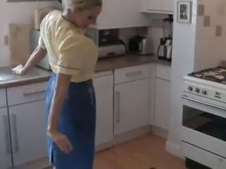 Blonde Kitchen