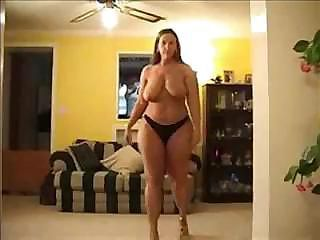 Big Tits Chubby  Natural Panty