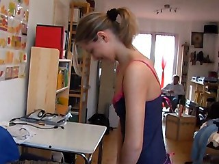 German Polish Teen Girl-- Dp--  Part1