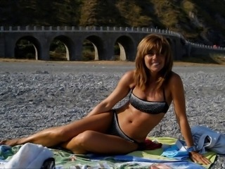 Dilettanti Bikini  All'aperto