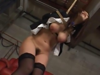 Asian Bdsm Hairy Stockings Teen