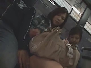 Good friend mother and daughter take a bus  7 - xHamster.com