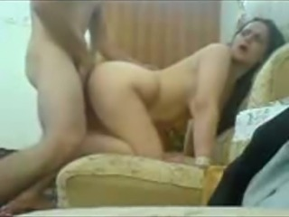 arab bitch fucked hard