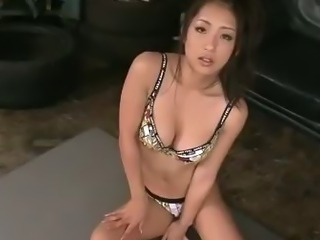 Asian Cute Lingerie Teen
