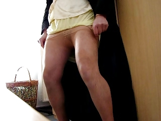 Pantyhose Shoot