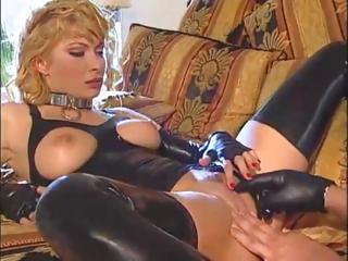 Italian Blonde Latex Non-specific Fucked Hard