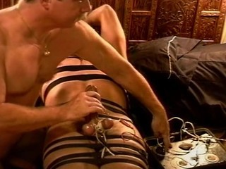 Bounce And Gagged I Apply High Voltage Electro Stim To My Cute You