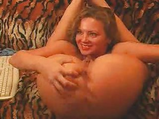 She Licks Her Own Pussy While She Fucks Her Ass With A Dildo