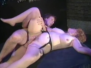 Chubby Mature Pornstar Stockings Vintage