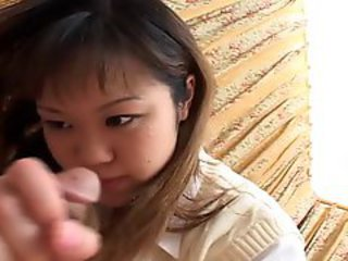Asian Chinese Cute Handjob Teen