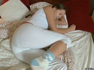 Sleeping Teen Virgin
