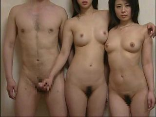 Asian Hairy Handjob Teen Threesome