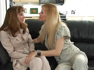 Mature Dame vs Young Girl 5