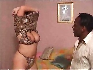 Big Tits Chubby Ebony Lingerie  Natural Stripper