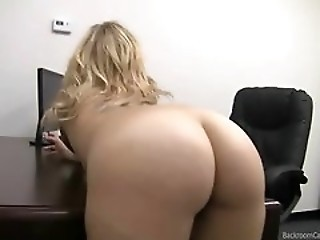 Ass Casting Office Pov