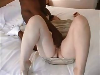 Amateur Blowjob Homemade Interracial  Wife