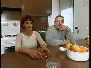 Mature Italian couple