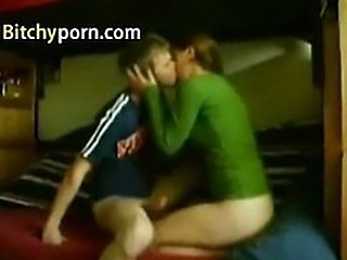 Secret teen sex in cottage