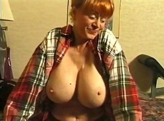 Classic Big Fake Tits, But They Sure Look Good