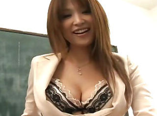 Amazing Asian Japanese Lingerie  School Teacher