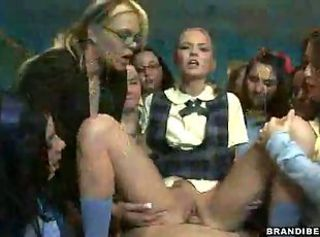 Clothed Groupsex  Riding Teacher Teen Uniform