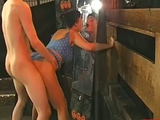 Watersports talisman slut fucked increased by piss shower