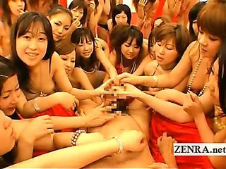 Asian Handjob Orgy Teen