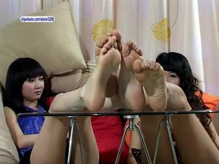 Asian footworship
