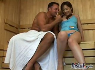 Asian Panty Pigtail Teen