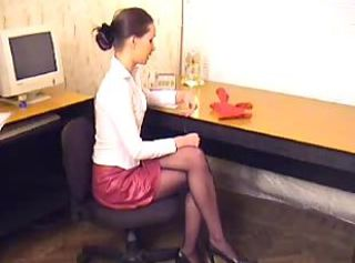 Boss Chloroform and Rapeher Secretary in Office