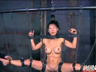 Asiatique BDSM Bondage