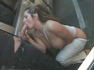 Friday - Public Blowjob