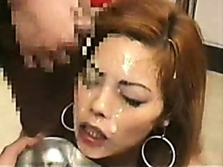 Asian Cumshot Facial Teen