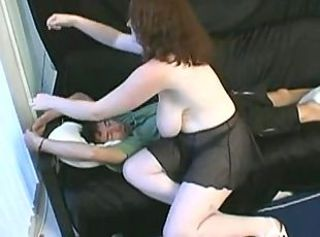 Beamy Titted Redhead Sabrina POV Oral And Facial