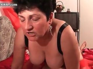 Dirty mature sluts ride an hard cock